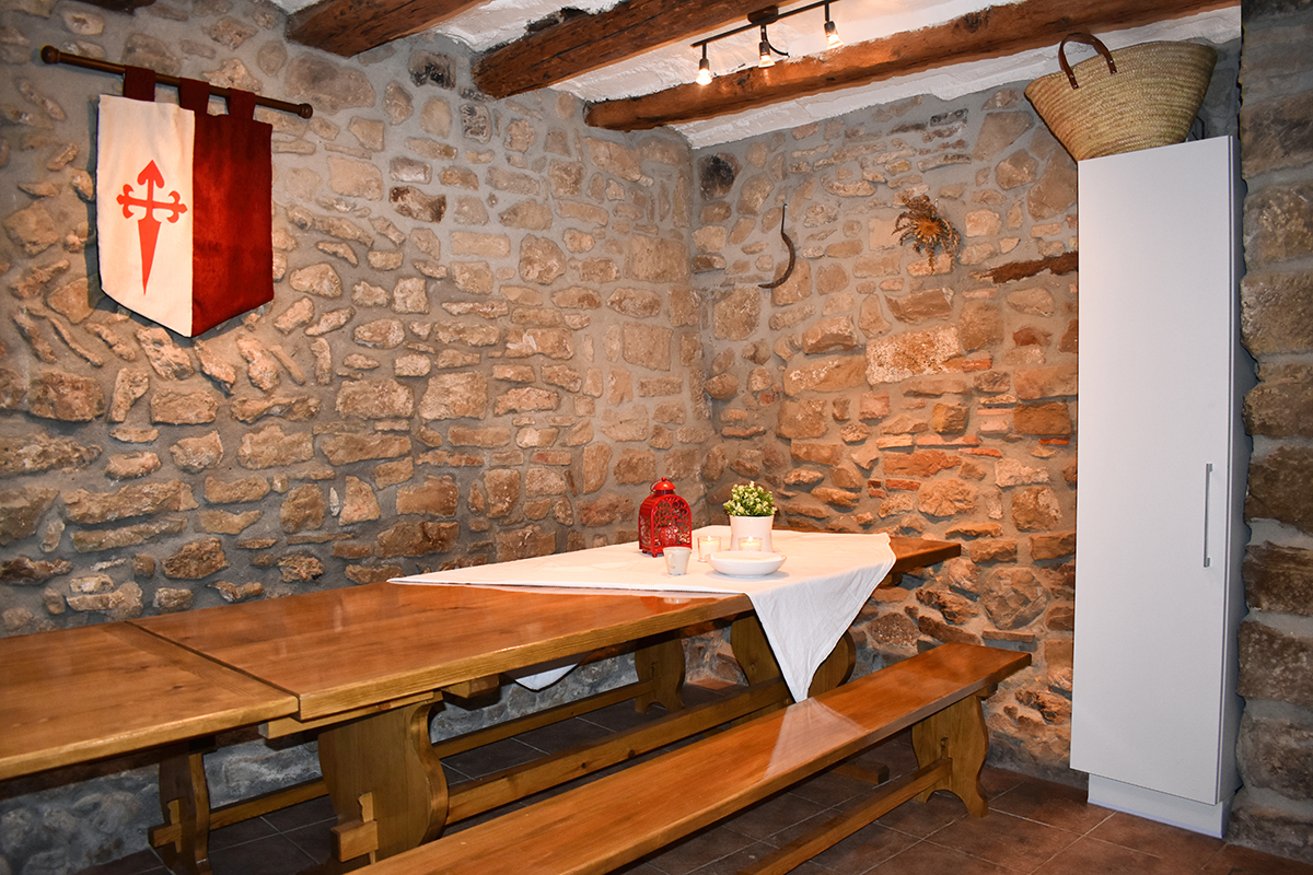 Casa rústica en Olite